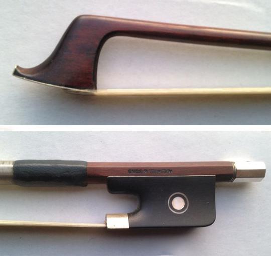 """W.E. HILL & SONS優質古董大提琴弓 A FINE ENGLISH CELLO BOW BY """"W.E. HILL & SONS"""""""