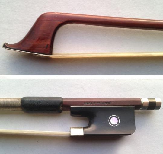 "W.E. HILL & SONS優質古董大提琴弓 A GOOD ENGLISH CELLO BOW BY ""W.E. HILL & SONS"""
